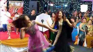 Chiyabaari ma - Surprise Wedding Dance (1080p HD)