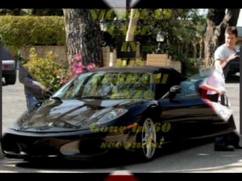 Bollywood and hollywood celebrity exotic cars