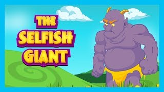 THE SELFISH GIANT - KIDS HUT STORIES  BEDTIME STORIES AND FAIRY TALES FOR KIDS - ANIMATED STORIES