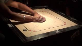 Louis Fernandes vs Sharvanan Babu US Carrom Videos 2015 Part 3