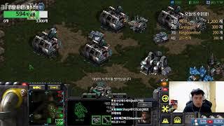 스타1 StarCraft Remastered 11 (FPVOD) Sharp 조기석 (T) vs Leta 신상문 (T) Eye of the Storm 태풍의눈