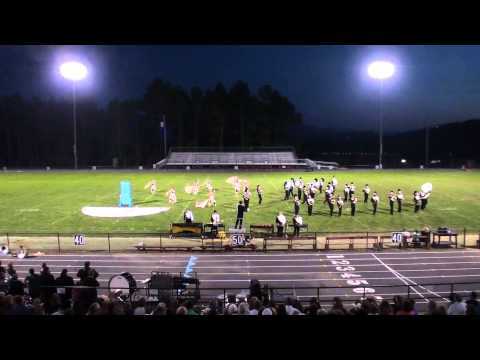 2013 Valley Showcase - Buffalo Gap High School Marching Bisons