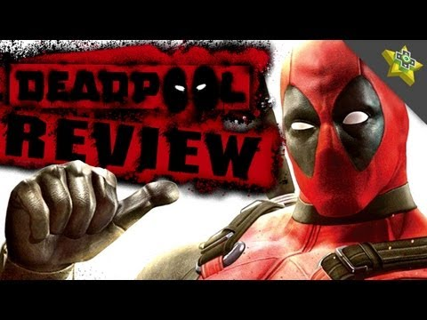 Deadpool REVIEW!