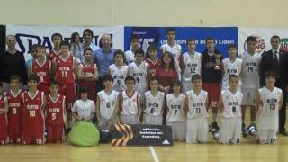 Junior League 2010 All-Star Toplu Resim Cekimi
