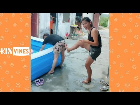 Funny videos 2018 ✦ Funny pranks try not to laugh challenge P31