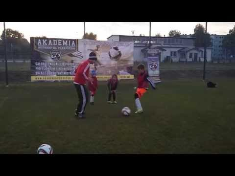 Kordynacja Synchronizacja - Gutek - Piłka Nożna Na Treningu U Trenera Mateusza Janczyszyna