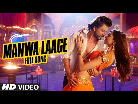 OFFICIAL: Manwa Laage VIDEO Song | Happy New Year | Shah Rukh...