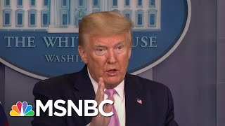 "Yamiche Alcindor: Pres. Trump Has ""Never Talked About Systemic Racism"" 
