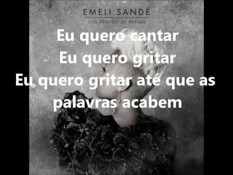 Emeli Sande - Read All About It Legendado
