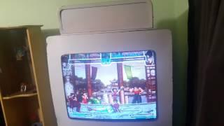 Kof 2002 ft20 Thiago Moby vs David Duque.