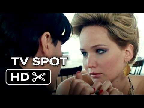 American Hustle TV SPOT - In Theaters Soon (2013) - Jennifer Lawrence Movie HD