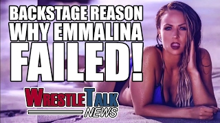 Ex WWE Star Returning At Wrestlemania? Backstage News On Emmalina Raw Fail! | WrestleTalk News 2017