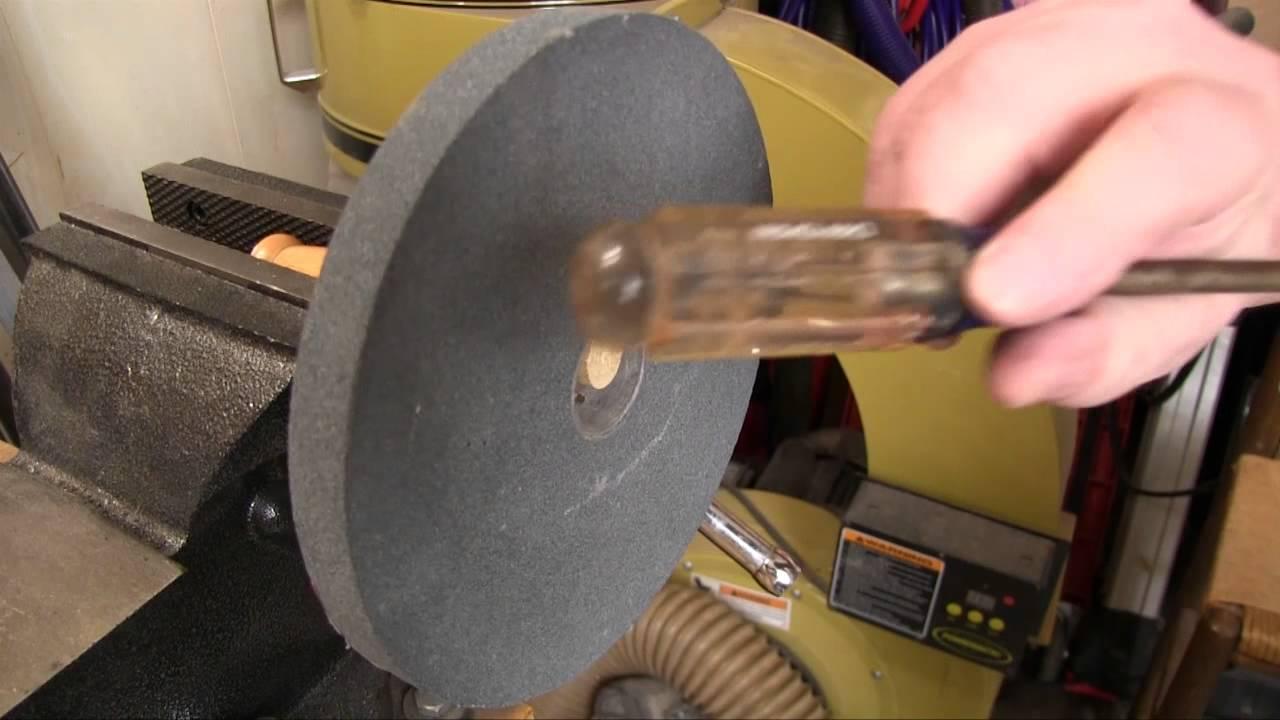 Ring Testing Grinding Wheels Youtube
