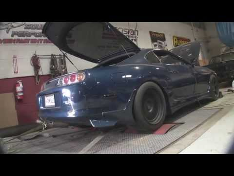 SP 1300+whp Supra Build Video & Dyno