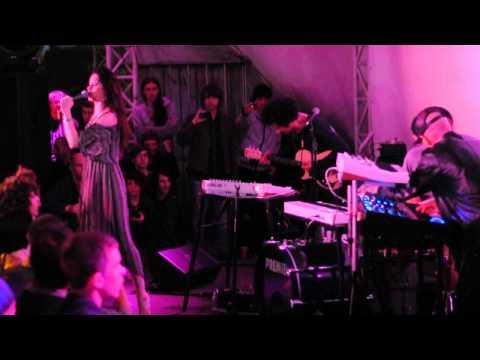 Omar Rodriguez-Lopez Group @Green Theatre, Kiev, 07.10.2012 part 2