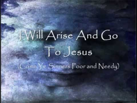 I Will Arise And Go To Jesus  Hymn with Lyrics Celtic