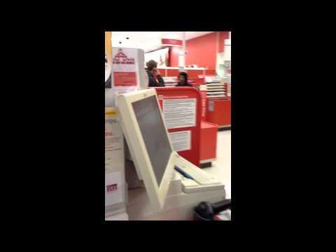 Katt Williams Slaps Target Employee ***Full Video***