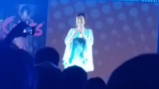 "Ozine Fest X TokuSpirits 2017 - ""Sailor Stars Song"" By Mitsuko Horie"