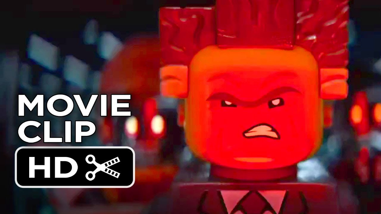 Lego Movie Lord Business Tower The Lego Movie Clip Lord