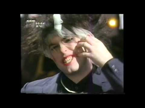 The Cure - The Lovecats -  Formel Eins