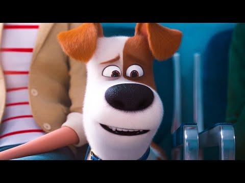 Тайна жизнь домашних животных 2 — Русский трейлер (2019)