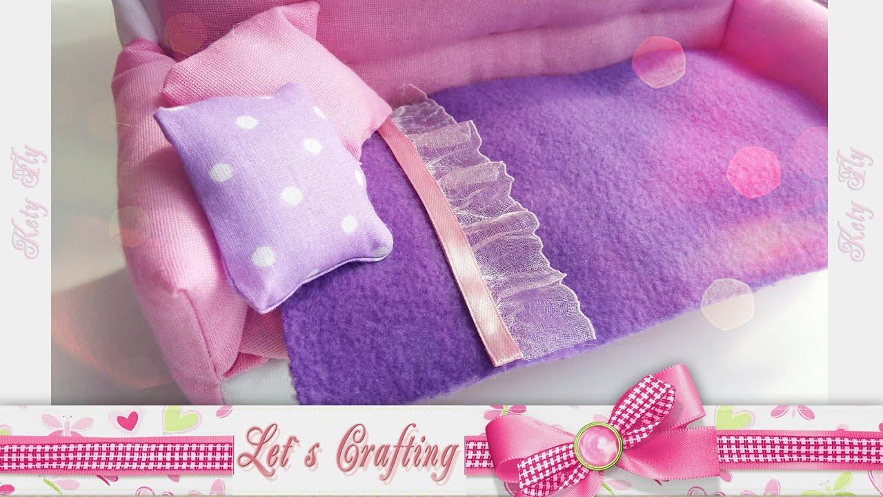 Как сделать подушку для куклы своими руками 374