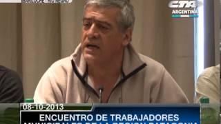 08-10-2013 Encuentro de trabajadores municipales de la Región Patagónica
