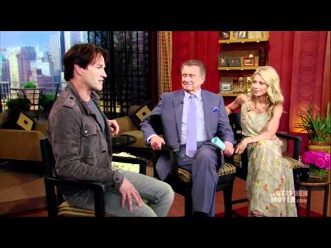 Stephen Moyer Interview 9-06-11
