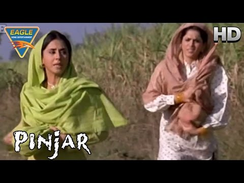 Pinjar Movie || Manoj Kidnaps Urmila || Urmila Matondkar, Sanjay Suri || Eagle Hindi Movies