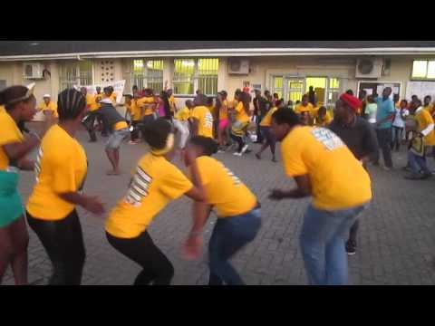University of zululand fight between nfp and anc.mp4
