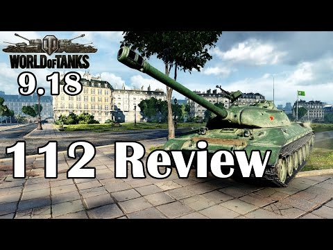 World of Tanks: 112 Review