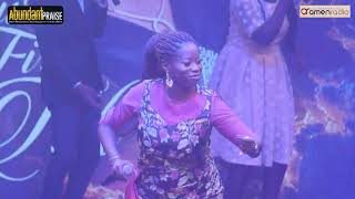 YETUNDE ARE ministering @ ELGRACE Abundant Praise Concert & Let Your Fire Fall Album Release