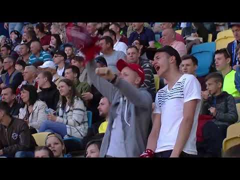 УПЛ 2017 18 Верес Динамо 1 4 ВІДЕО