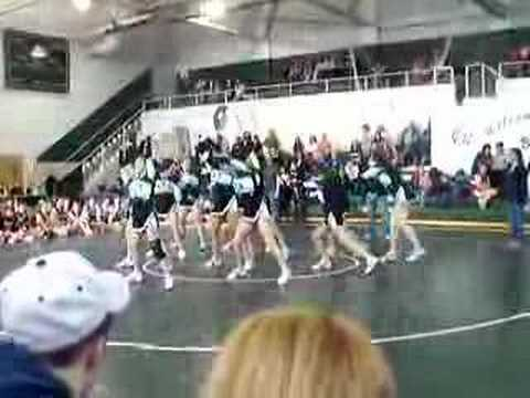 Cheerleading Competition Dance Video