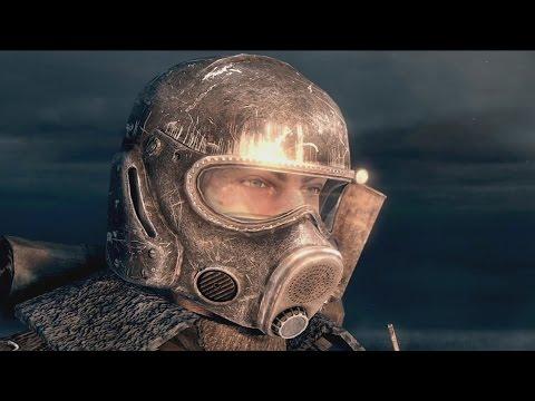 Metro 2033 Redux — Врагов надо истреблять (Плохая концовка)