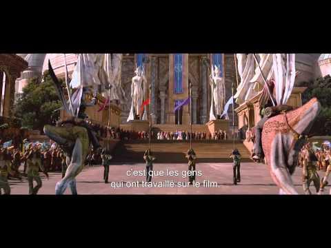Star Wars Episode 1: La Menace Fantome-3D Entretien avec George Lucas PART 3 HD