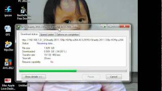 hacking bsnl broadband upto 160Mbps download speed.wmv