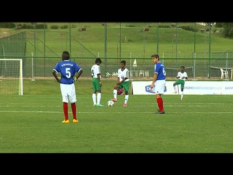 France vs Indonesia - 1/8 Final - Full Match - Danone Nations Cup 2014