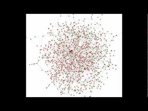 Social contagion mechanism (demo)