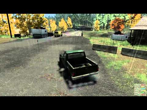 H1Z1 - Arrow of death destroys truck