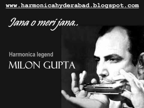 Jana o meri jana-Milon Gupta