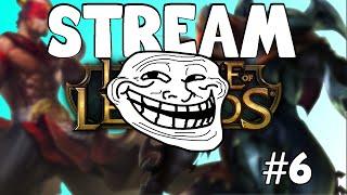 Funny LoL Series #6 : Random Stream Moments