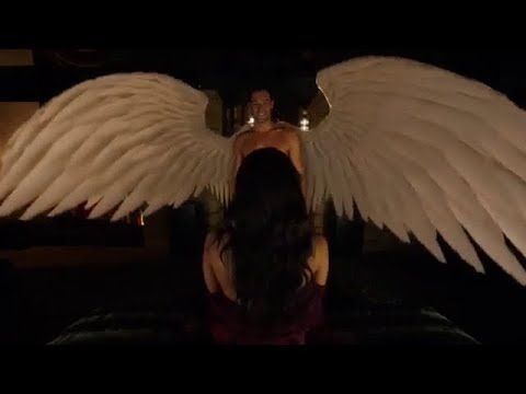 Lucifer 3x02 - I don't suffer from premature unfurling.