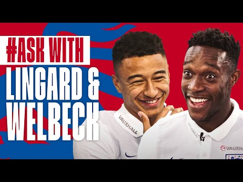 """""""Tell me about your first England call up"""" 