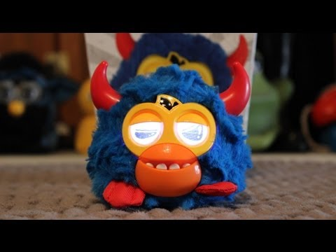 Furby Party Rockers Unboxing + Full Review