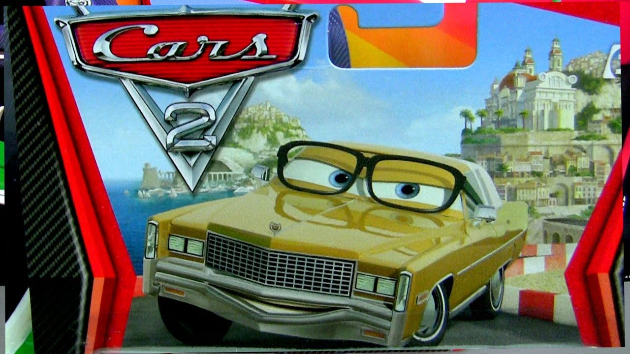 Disney Pixar Cars Tv Show