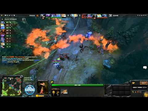 xGame vs Denial Game 2 - ESL One New York EU Qual - @DotaCapitalist & @CWMDota
