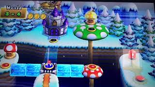 The Button! Super Mario bros. [11]