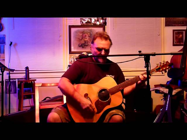 Paul Daniels-Stardust To Dust (original)-HD-Laura McLean Songwriter Showcase-Ted's Fun On The River