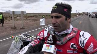 DAKAR 2017 Stage 7 Monster Energy Honda Team